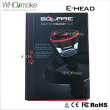 square e-head HOT selling with rechargeable battery square e head