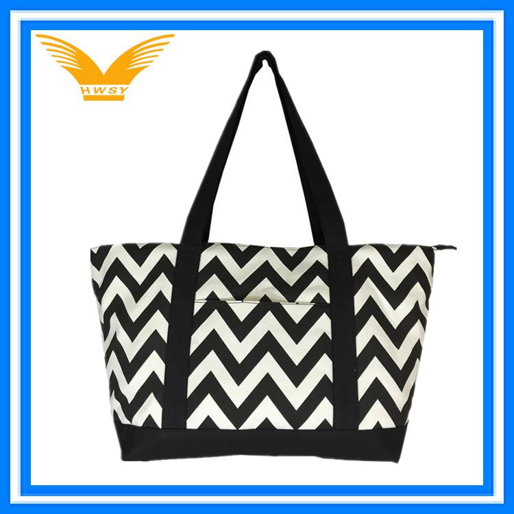 Zippered Shoulder Bag Pattern 79