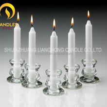 white household Wax praying decorative white Candles