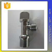 (2C-JE300) 1 inch stainless steel 304 body pneumatic seat angle valve