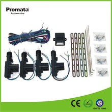 One master three slaves power central locking system kit made in china