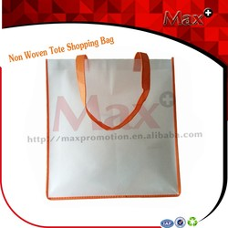 Max+ Promotional Wholesale Non Woven Tote Bag Blank Manufacturer