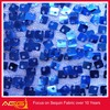 The hot sale top 100 design 100% polyester pretty fancy glitter sequin fabric car interior fabric