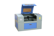 Home work mini type Laser Engraving/Cutting Machine with smallest working table-JQ4030