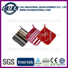 Promotional kitchen mat with logo printed