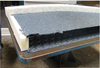 cheapest felt pad for mattress raw material from China