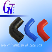 good air permeability 45/90/135/180 degree coupler elbow silicone pipe