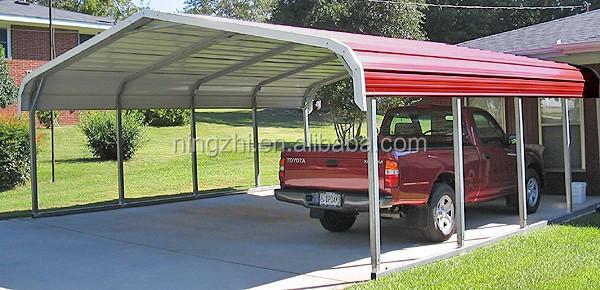 Auto lkw wohnwagen tragbare abdeckung stahl carport garage for Carport pro download