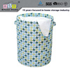 Colourful pop up and modern laundry basket