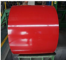 PPGL/PPGI steel coils from shandong binzhou mannufacturer, color coated steel coils building materials