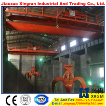 ISO Certification Wireless Remote Control high function industry lift equipment single/double girder overhead crane