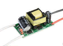 4-7w 300ma constant current led power supply