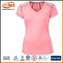 2015 moisture wicking dry rapidly fit womens tennis t shirt