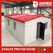 2015 wuhan daquan brand Container prefabricated houses,Container activities room,Container Villa