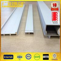 New arrival aluminum alloy jalousie decorative frame