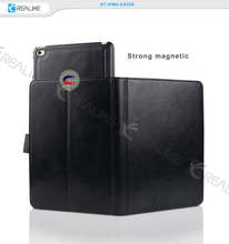Strong magnetic unique tablet case for ipad mini4