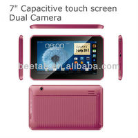 China factory special coby tablet with dual camera