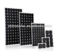 2015 Mono solar PV module 150 Watt hot sel
