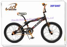 bicicleta bmx con llantas de aleación