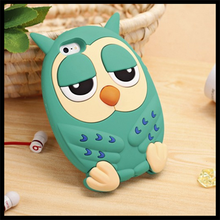 Creative Mobile Phone Accessory silicone case for iphone4/5