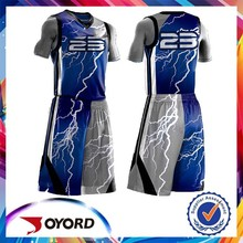 2015 newest design factory direct unique oem basketball uniform