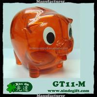 Plastic Piggy Money Box, Coin Bank, Saving Bank, Piggy Bank, - Hucha - coin bank