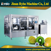 automatic carbonated beverage can filling making machine