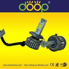 12V/24V high lumens IP68 auto led headlight bulbs 3200lm per bulb 6000K H1 H3 H7 H4 H11 9005 9006