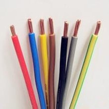 Low Voltage ,Copper or Aluminum Conductor, PVC Insulated wire PVC Coated copper wire