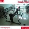 Cromo decorativos de metal patas de los muebles/patas de metal sc-1002