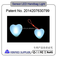 New Sole Design Hand Bag Light / Led Bag Light With Key Ring