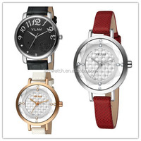 2015 Hot Selling New Design Good Looking Fashion flower Ladies Watch