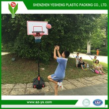 Wholesale Low Price High Quality Indoor Mobile Imitation Hydraulic Basketball Stand