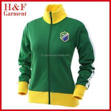 Women's National sport Jacket Casual Club Jacket