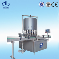 nitrogen gas filling iv fluid manufacturing machine