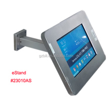 """tablet wall mount for Samsung 10.1"""" Pro customized frame secure kiosk housing support"""