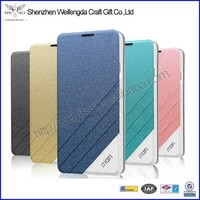 Multicolor high quality leather material 5 inch mobile phone case