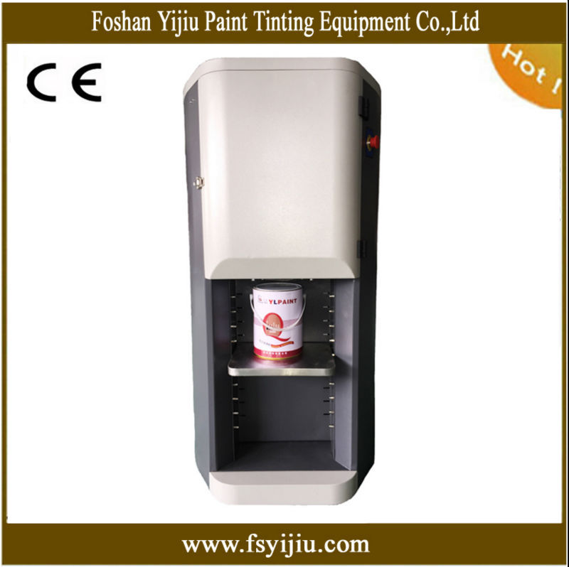 Paint manufacturing equipment paint tinting machine for Paint tinting machine