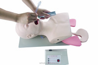 Electronic Endotracheal Intubation Manikin