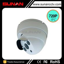 HD720p CCTV sports Camera with Unique Housing High Quality 1MP CCTV IP Camera