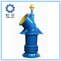 ZLB axial flow propeller water pump