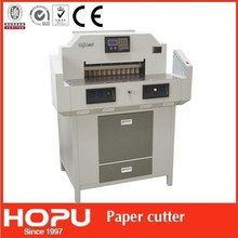 China 520mm Programing Electric Guillotine Paper Cutter