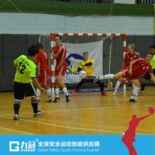 Hebei indoor pvc flooring for futsal court