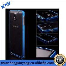 For galaxy note 3 CNC aluminum bumper phone case