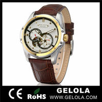 2014 New product brand luxury watches,vogue genuine leather watch brand list,wholesale brand watch accept paypal