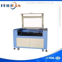 Small Laser Engraving Cutting Machine 6090 Laser Engraver with USB or Parallel Port Support Winsealxp 40w 600*900mm