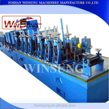Foshan pipe mill for industrial steel pipe Making Machine