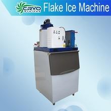 Casa de hielo en escamas de la máquina, pequeños de hielo en escamas de la máquina, casa mini fabricante de hielo de la máquina