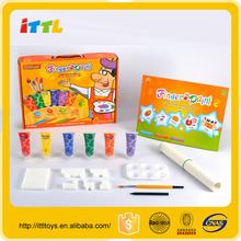 6colors acrylic paint set,acrylic paint for kids