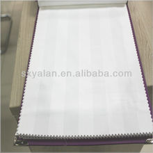 100% cotton/polyester cotton hotel bed sheeting fabric